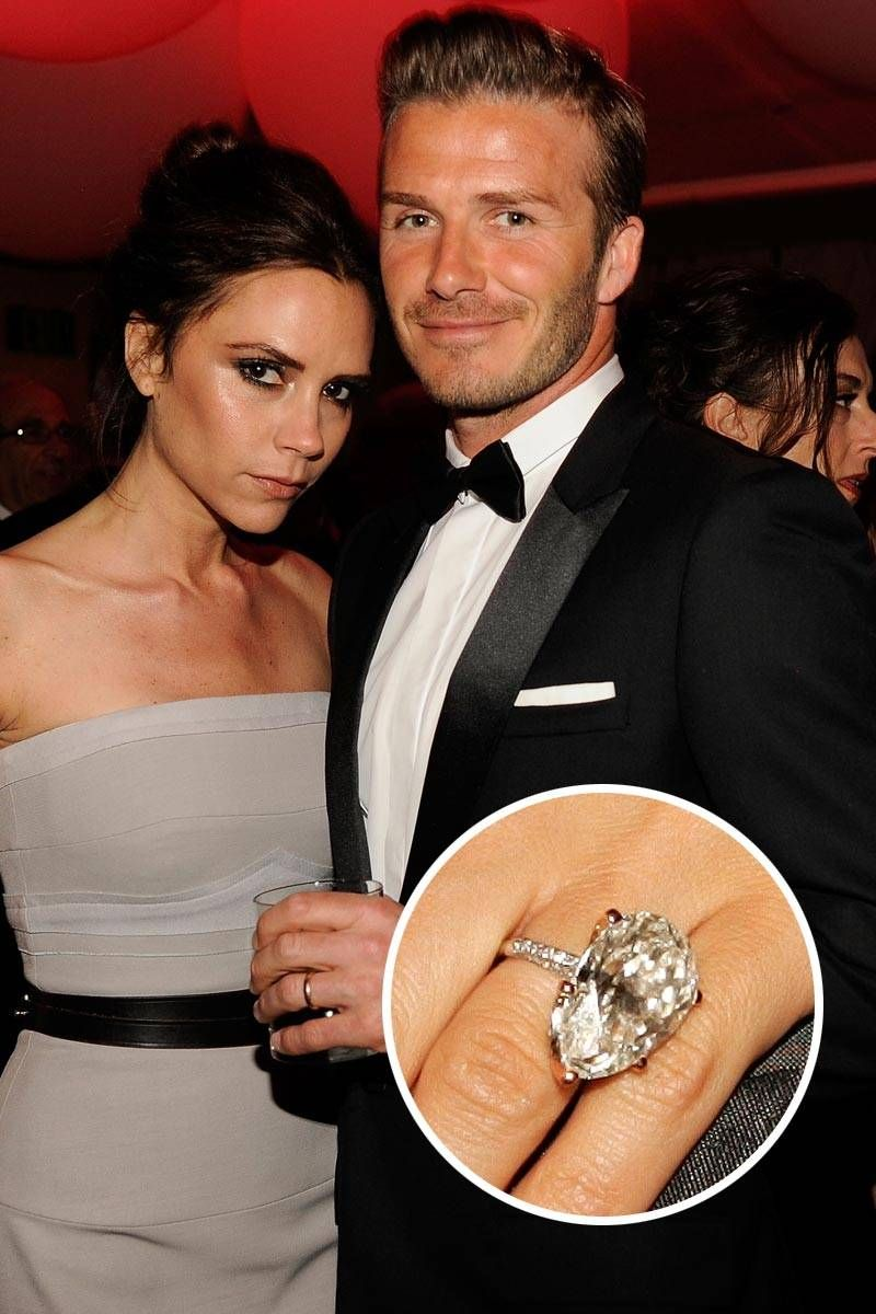 rings on wedding usweekly images pinterest best engagement of celebrity male