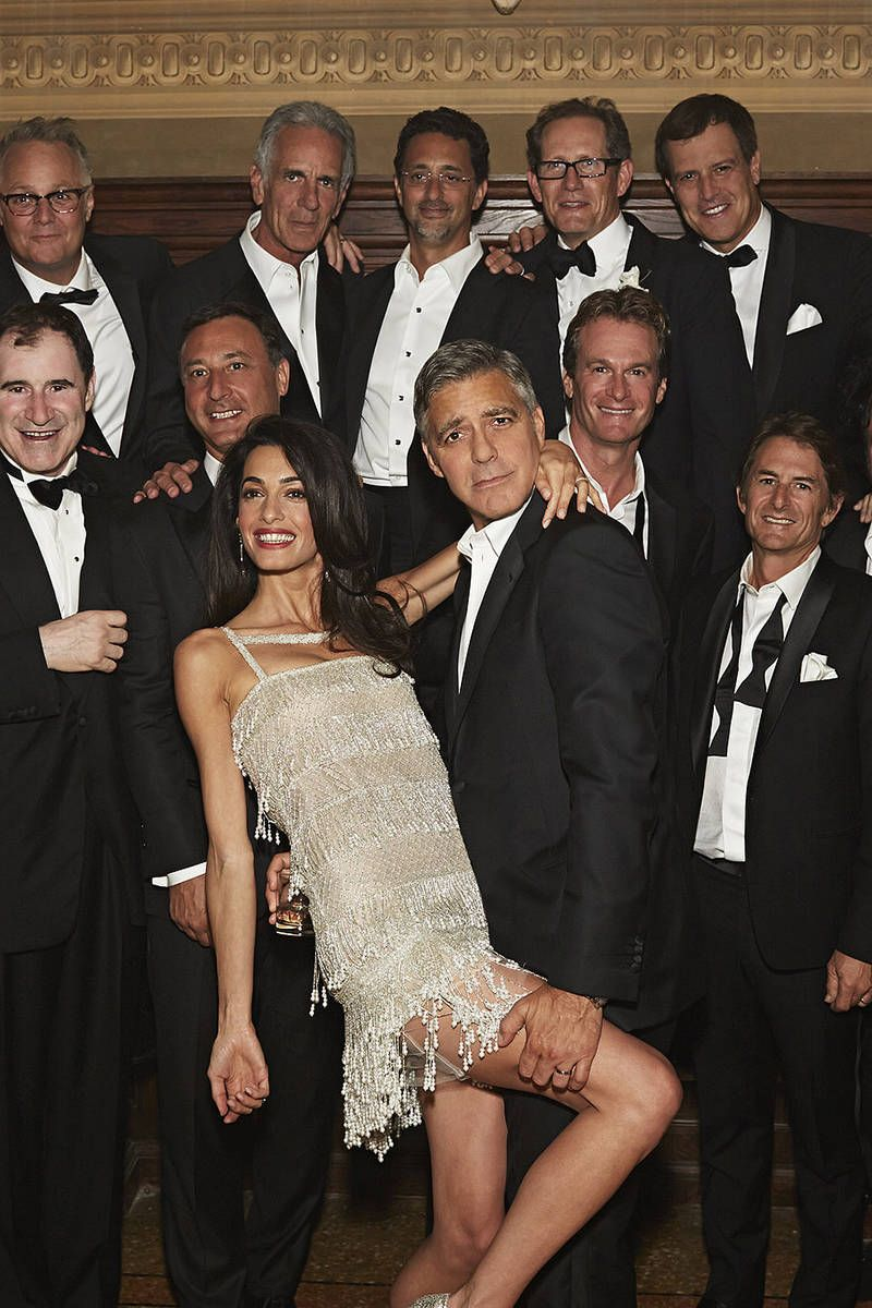 Amal Alamuddin S Wedding Dress