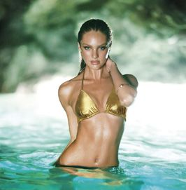 Covers Secret Swim Victoria's Candice Swanepoel 2011 jVLMpGqzSU