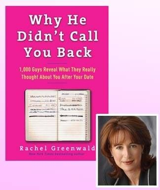Rachel Greenwald - Matchmaker, Dating Coach and Author.