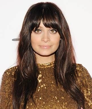 Blunt Bangs: Spring\'s Hottest Accessory for Long Hairstyles