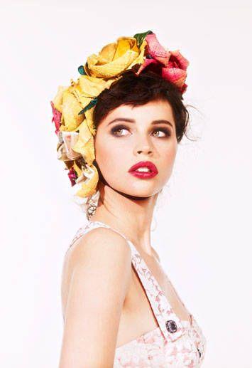 62d977fd Dolce & Gabbana's New Muse: Felicity Jones