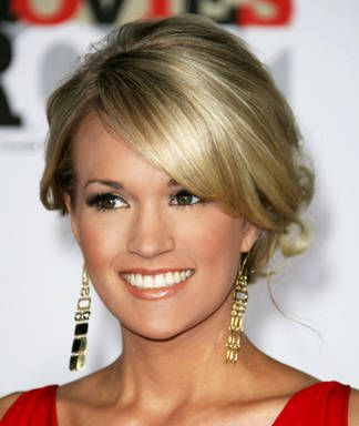 Carrie Underwood S Hairstyles