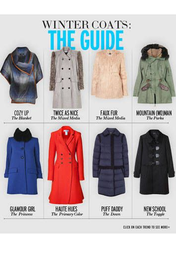 dbd3d333ee2 The Big Chill  Winter Coat Guide