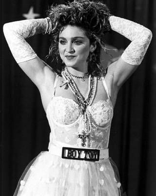 Madonna MTV Music Awards 1984