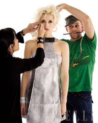 Gwen Stefani ELLE Covershoot