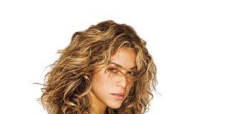 Shakira ELLE Covershoot