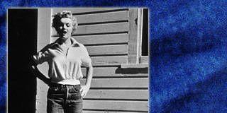 Marilyn Monroe and Jean Seberg