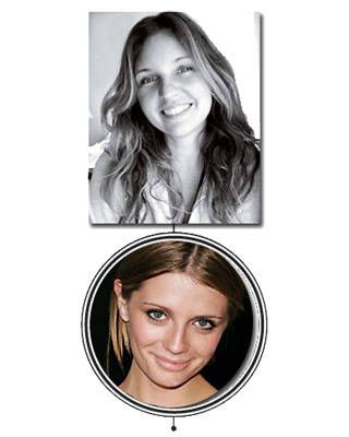 Christy Coleman and Mischa Barton