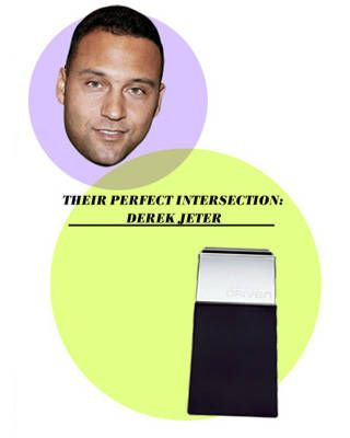 fragrance for men like Derek Jeter