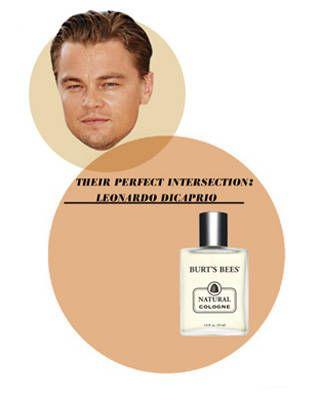 Leonardo dicaprio fragrance