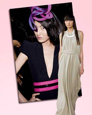 tips from model Daul Kim