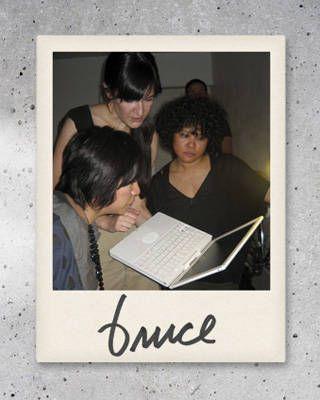 Bruce designer diary