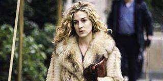 Sex and the City fur coat