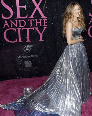 Sex and the city NYC Premiere