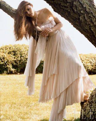 J. Mendel dress