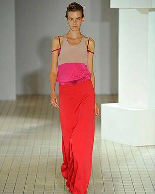 London fashion trends, Richard Nicoll