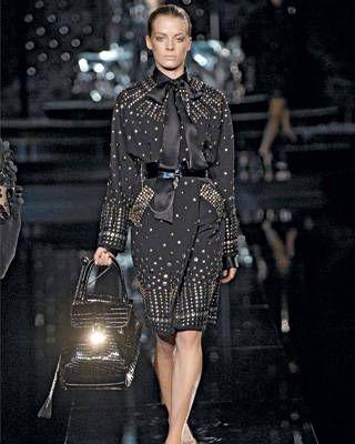 Dolce &amp&#x3B; Gabbana, Fall 2007
