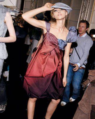 Louis Vuitton, Fall 2007