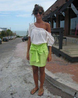 Bright look in Punta Del Este