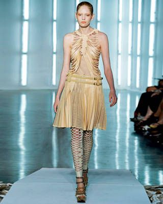 Rodarte spring fashion trends