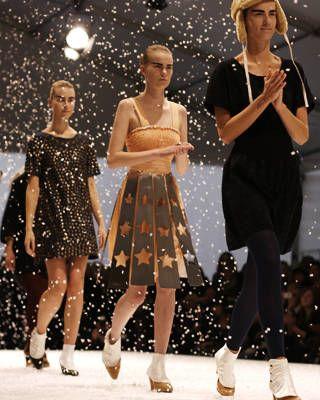 Ivana Helsinki runway show