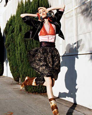 Spring Fashion Bohemian Style