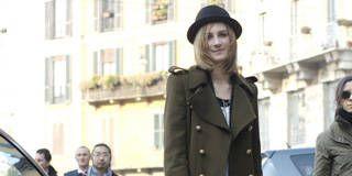 Street Fashion Milan