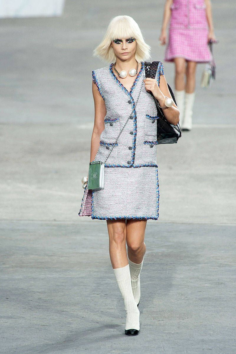 chanel spring 2014 ready-to-wear photos