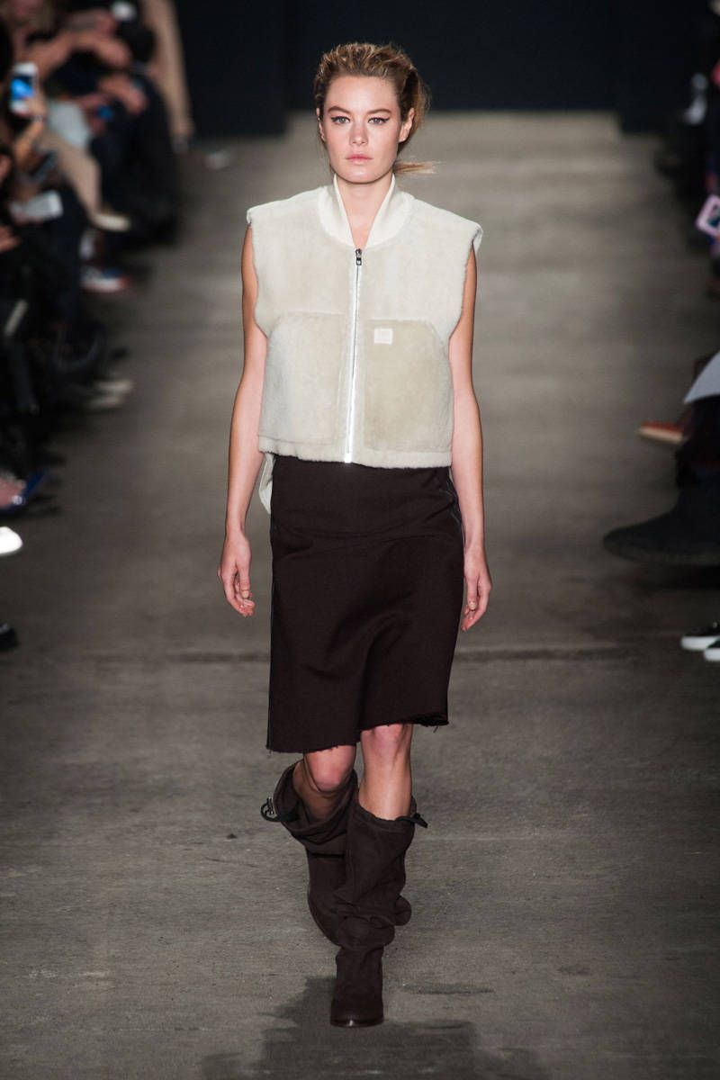 Rag Bone Fall 2014: Every Look From The Workwear-Inspired Collection