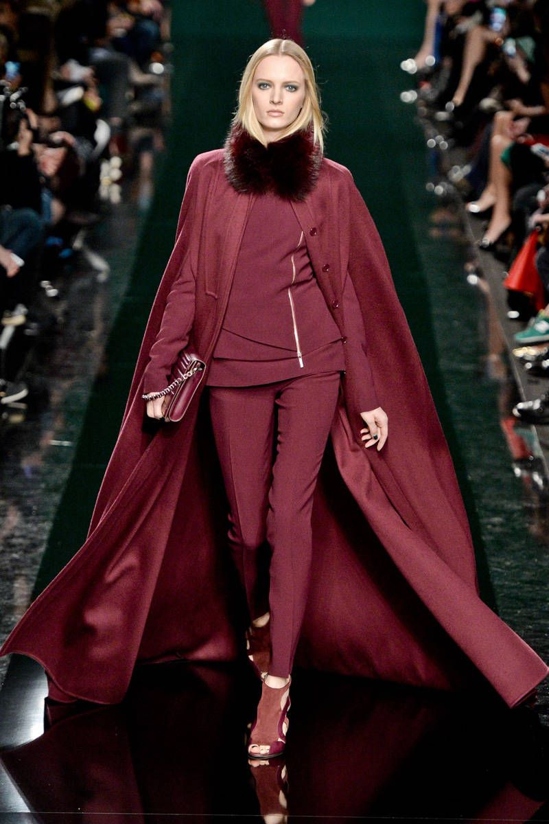 elie saab fall 2014 ready-to-wear photos