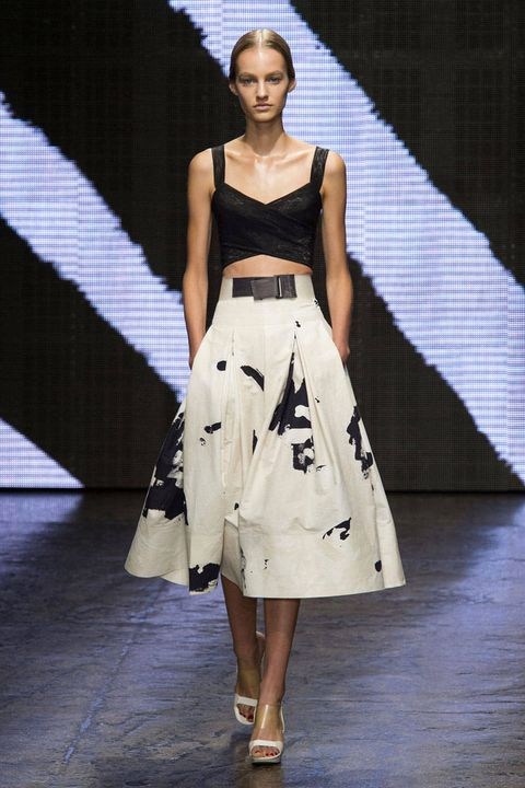 Donna Karan Spring 2015 Ready-to-Wear Collection