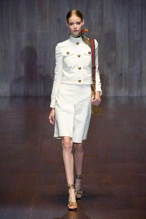 7675b4eb3bb Gucci Spring 2015 Ready-to-Wear - Gucci Ready-to-Wear Collection