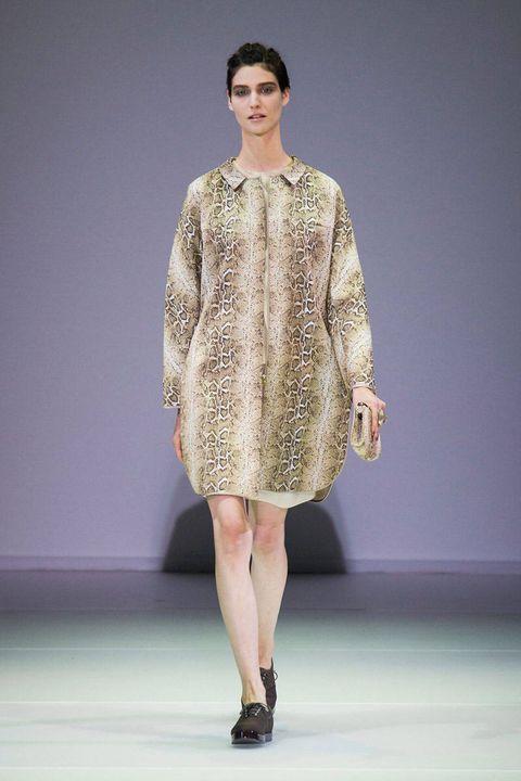 Giorgio Armani Spring 2015 Ready-to-Wear Collection