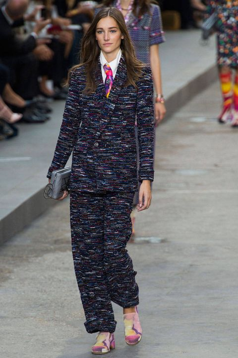 Chanel Spring 2015 Ready-to-Wear Collection