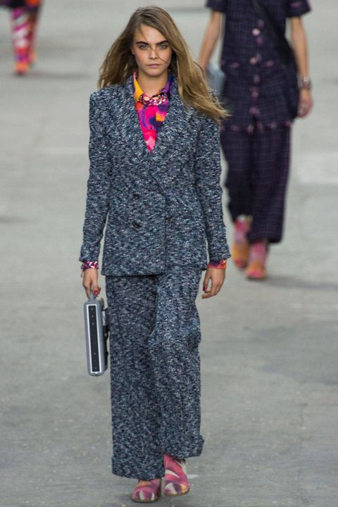 4d8d56cf93c Chanel Spring 2015 Ready-to-Wear - Chanel Ready-to-Wear Collection