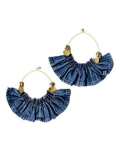 spring fashion Johanne Mills earrings