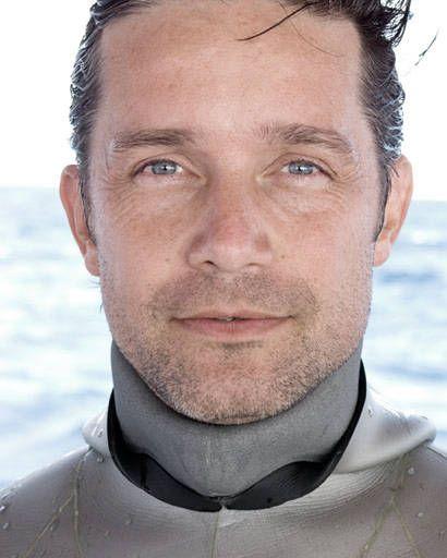 Jacques Cousteau's Family - Fabien Cousteau