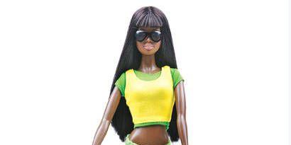 A to Zee: Barbie