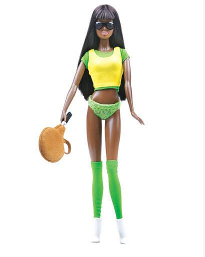 A to Zee: Barbie