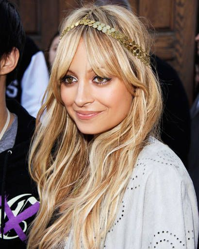 summer hair trends - Nicole Richie