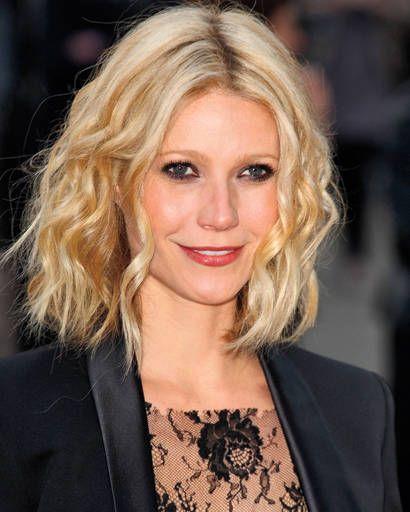 Gwyneth Paltrow hairstyle