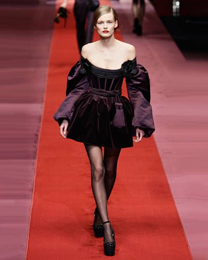 fall fashion - D&G fall 2009