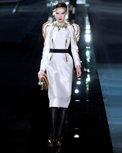 Dolce &amp&#x3B; Gabbana, fall 2009