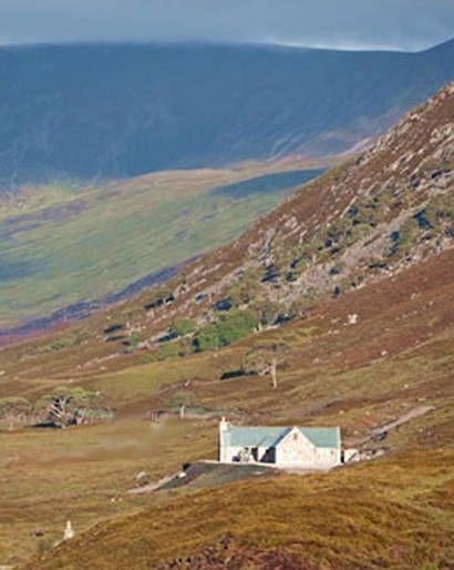 Alladale Wilderness Reserve Lodge, Scotland