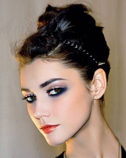 the top hair and beauty trends for fall 2009