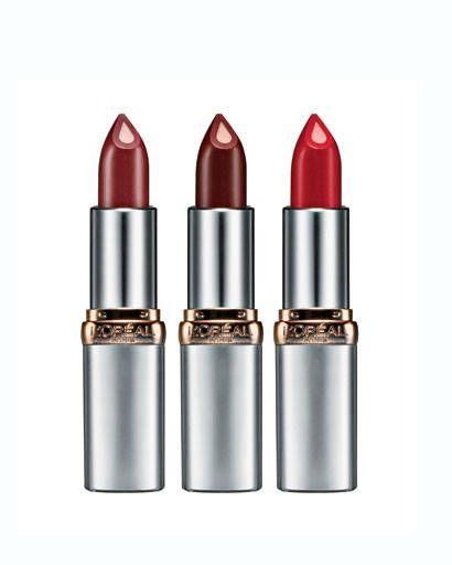 L'Oreal Colour Riche Anti-Aging Serum Lipsticks
