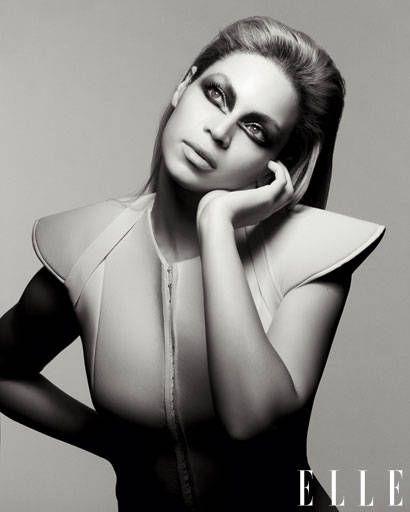 Beyoncé cover shoot