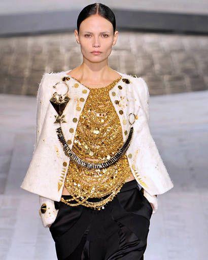 Givenchy, fall 2009