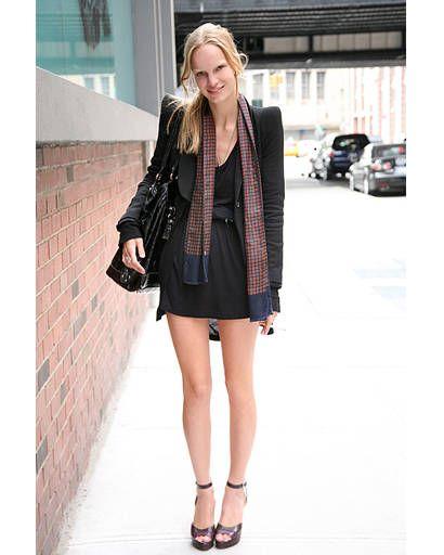 Street Chic: Spring 2010 Fashion Week